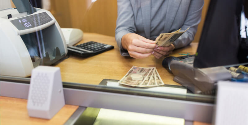 Option 2: Make an international bank transfer in person