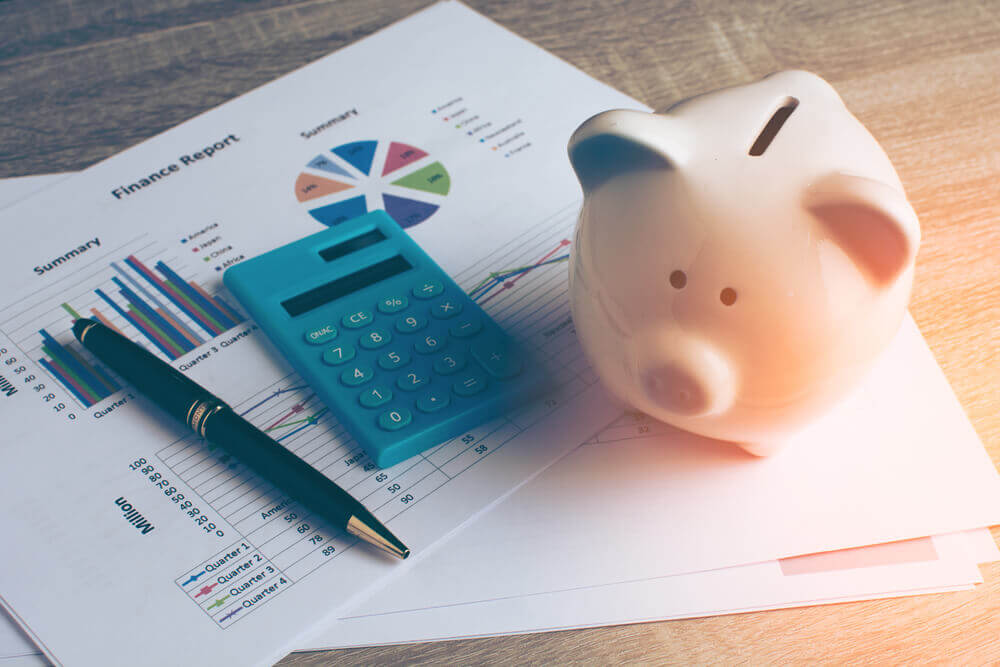 Personal finance software key features
