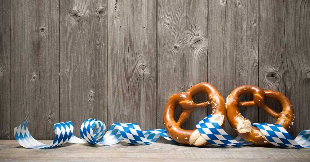 german pretzel