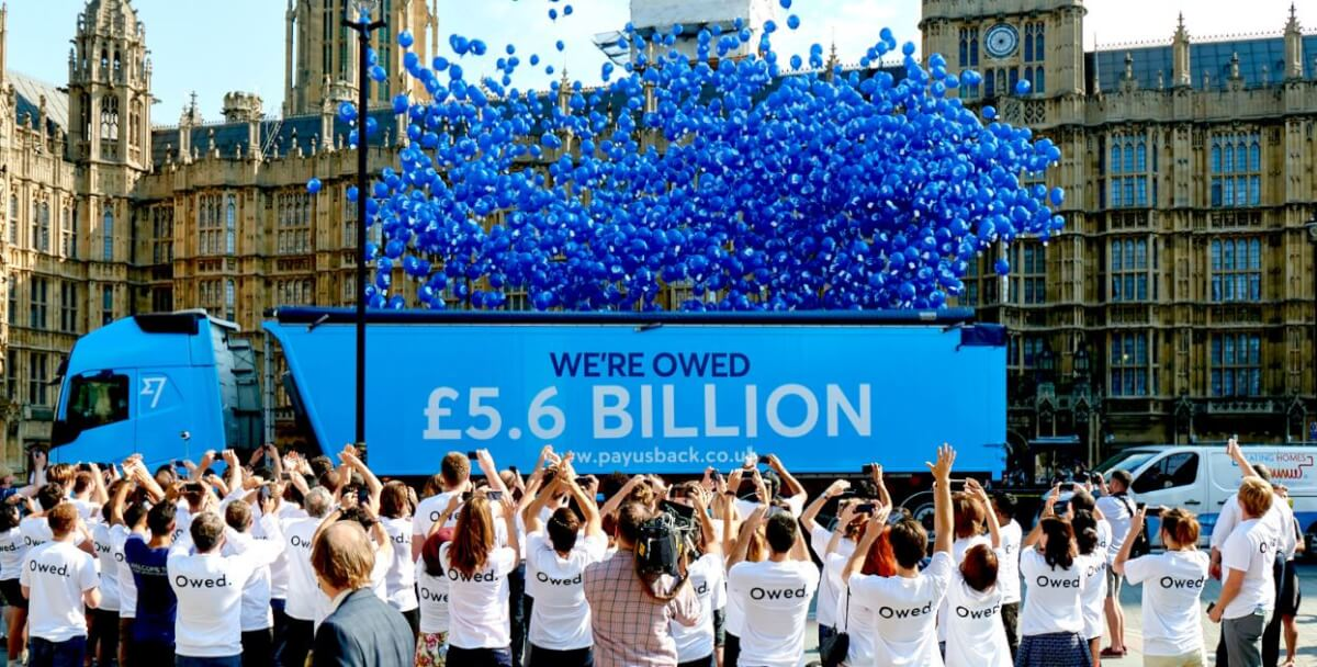 transferwise consumers are owed