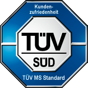 TUV approved